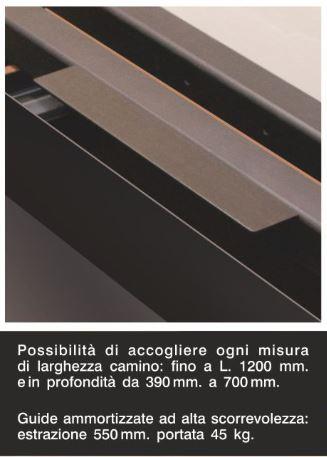 podium insert installazione