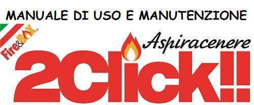 manuale uso manutenzione 2click